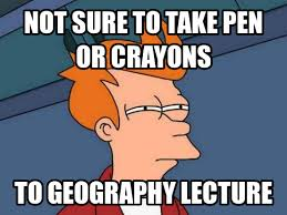Communication Major Meme - i switched to a geography major this year here are memes that make
