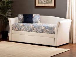 White Daybed With Pop Up Trundle Daybed Pop Up Trundle Home Designs Insight Comfortable Daybed
