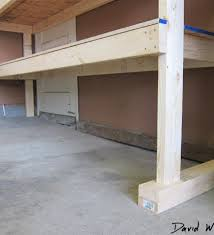 Storage Shelf Woodworking Plans by Woodworking Plans Garage Shelves Woodworking Workbench Garage
