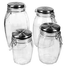 glass kitchen canisters airtight 65 best canisters storage images on canisters