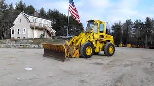 fiat allis 545 b wheel loader for sale at www atthe com youtube