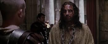 imagenes de jesus ante pilato análisis de la película la pasión de cristo primeros cristianos
