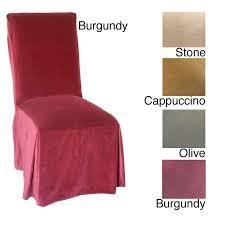 ideas for parson chair slipcovers design 24126