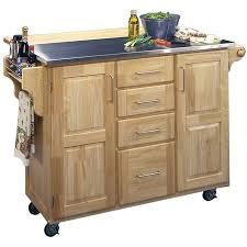 kitchen island cart stainless steel top 22 best kitchen island carts images on kitchen island