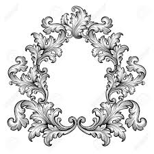 20 best baroque ornaments images on baroque filigree