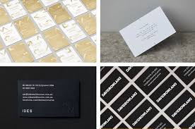 20 beautifully designed business cards