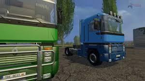 renault trucks magnum farming simulator 15 renault magnum pack mod youtube