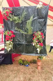 vertical gardening good for aesthetics energy savings water quality