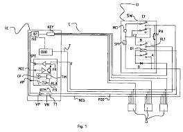 intercom system patent 1054555