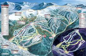 Vail Colorado Map by Keystone Resort