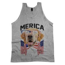 Italian Flag Tank Top Merica Dog Flag U0027 U2013 Animal Hearted Apparel