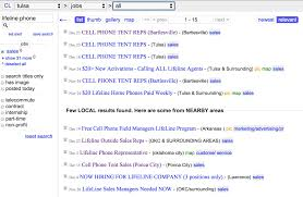 Alb Craigslist Free by How To Get A Job Handing Out Free Cell Phones