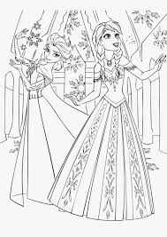 16 awesome frozen coloring pages print instant knowledge