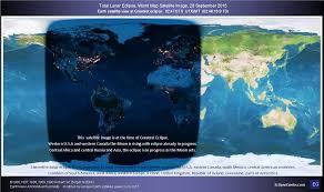 Daylight World Map by Solar Eclipses Lunar Eclipses Total Solar Eclipse Geeks