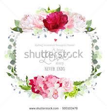 vector images illustrations and cliparts square floral vector