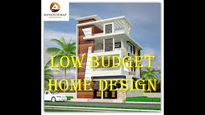 home desing low budget home designs indian small house design ideas youtube