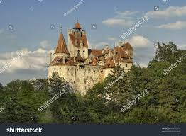 bran castle residence dracula romania stock photo 47436379