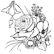 Easter Flower Coloring Pages - 43 best coloring activities science images on pinterest flower
