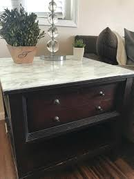 marble table diy a cup full of sass