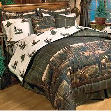 Camo Comforter King Moose Lodge Bedding Lodge Comforter Set Cabin Bedding And