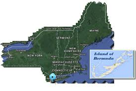 map usa bermuda map church of god of prophecy northeast region usa bermuda