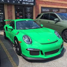 porsche gt3 green my friend prc happy u0027s pts signal green 991 gt3 rs in my hometown