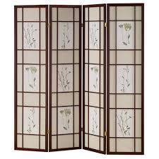 amazon com ore international r5441 4 four panel shoji screen