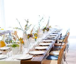 modern thanksgiving table decorations style home