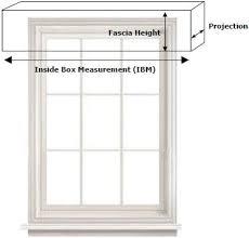 window measurements window valance box measurements tips tricks pinterest