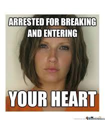Attractive Convict Meme - attractive convict by mini daddy meme center