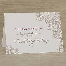 personalized cards wedding personalized wedding greeting cards your wedding