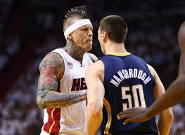 why the miami heat u0027s tattooed piece of is rapidly becoming my
