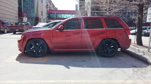 stanced jeep srt8 bc tech needs a jeep to test coilovers orlando florida area page