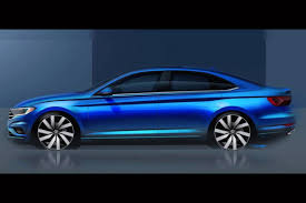 volkswagen jetta 2018 auto news new 2018 volkswagen jetta teased forward of detroit
