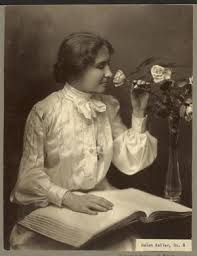 How Old Was Helen Keller When She Became Blind Helen Keller National Women U0027s History Museum