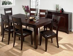 Cushioned Dining Chairs 5 Piece Dining Set Luxurious Grey Upholstered Dining Chair