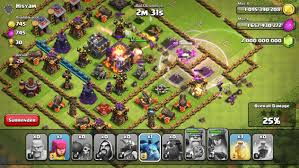 game coc sudah di mod clash of clans unlimited v7 200 19 mod apk clans introduced