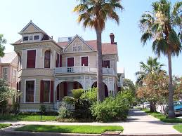 selected victorian architecture in texas