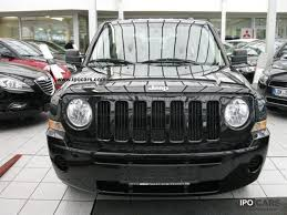 jeep patriot 2 0 crd 2008 jeep patriot 2 0 crd sport car photo and specs