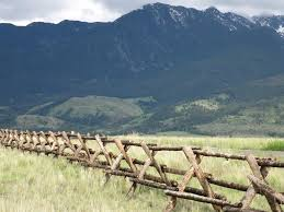 split rail fence fencing pinterest montana and big sky country
