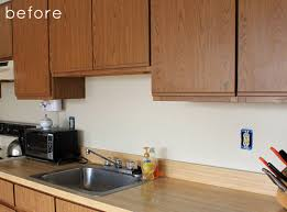 where to buy kitchen backsplash before after reclaimed wood kitchen backsplash design sponge