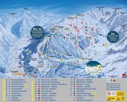 Alps On A Map Skifahren Schlick 2000