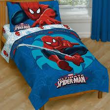 Spiderman Comforter Set Full Spiderman Queen Comforter Set 7557