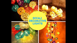 25 decorative diwali lights which gives your home an attractive