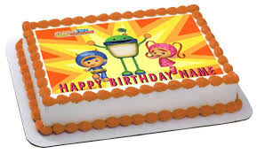 umizoomi cake toppers team umizoomi edible cake and cupcake topper edible prints on