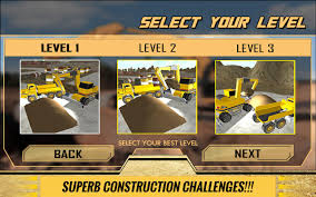 sand excavator dump truck sim android apps on google play