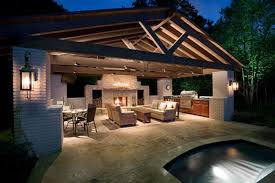 summer kitchen ideas outdoor kitchen and pool photo 5 bbq island designs