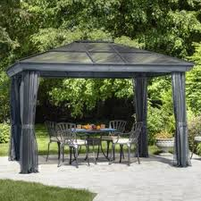 Gazebo Or Pergola by Gazebos You U0027ll Love Wayfair