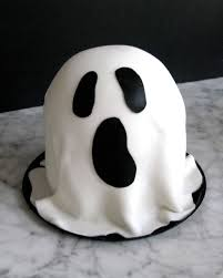 make a halloween cake scribble blog inspiring creativity ghost cake