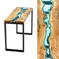 topography coffee table coffee table table topography wood furniture embedded with glass